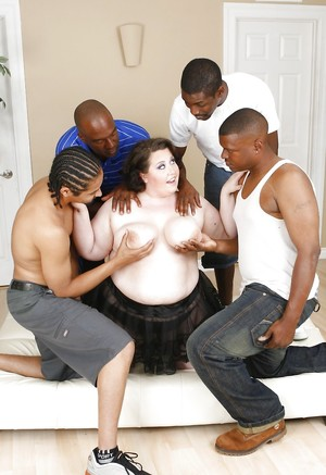 BBW Interracial Pictures