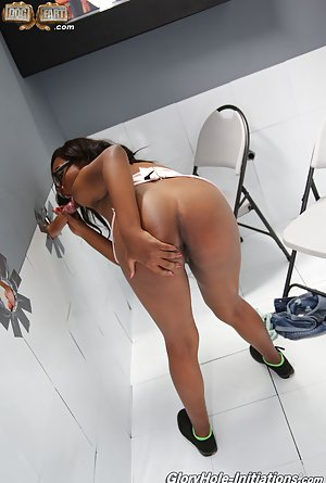 BBW Gloryhole Pictures